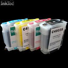 Mini Ciss Inktec Encre D'Imprimante Remplir L'Encre Recharge CARTOUCHE pour hp