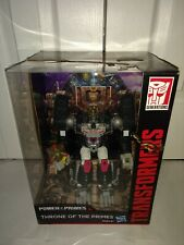Optimal Optimus Throne Of The Primes SDCC Transformers POTP 2019 Hasbro MISP!