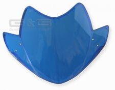 Parabrezza Pannello Parabrezza in blu APRILIA SR 50 anno fab. 96-2005