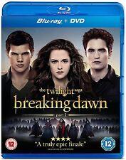 The Twilight Saga - Breaking Dawn - Part 2 (Blu-ray and DVD Combo) FREE SHIPPING
