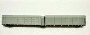 Atlas N Scale Articulated Undecorated Auto Car Carrier