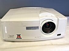 Mitsubishi Projector UD740U 3D Ready DLP Full HD WXGA 4100 Lumens - White NEW!