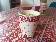 Emma Bridgewater Christmas Town Sparkle Candle Beaker 2012 Collectors Club BEST