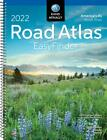 Rand Mcnally USA Road Atlas 2022 BEST Large Scale Travel Maps United States NEW For Sale