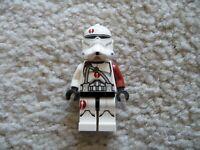 LEGO Star Wars - Rare - BARC Trooper Clone Minifig - Excellent