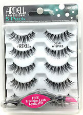 ARDELL Professional 5 Pack DEMI wispies con precisione libero l'applicatore del Lash