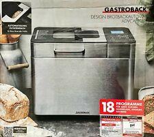 GASTROBACK 42823 Design Brotbackautomat Advanced
