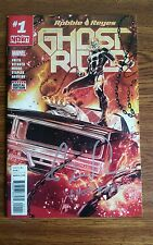 Gabriel Luna signed Ghost Rider #1 Comic  Authentic Autograph - agents of Shield