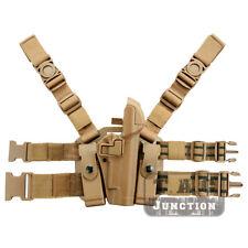 Nivel 3 Serpa el muslo mano derecha pistola arma Funda Para Colt 1911 M1911
