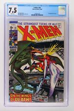 X-Men #61 - Marvel 1969 CGC 7.5 2nd Appearance of Sauron.