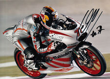 Marcel Schrotter Hand Signed Mahindra Racing 7x5 Photo 125cc 2011.