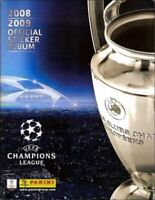 FC BARCELONE - STICKERS IMAGE PANINI CHAMPIONS LEAGUE 2008 / 2009 - a choisir