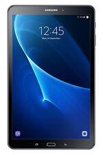 "SAMSUNG Galaxy Tab a 2016 SM-T585 16GB 10.1"" Tablet Black Unlocked"