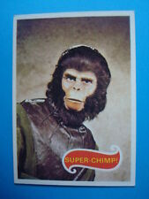 Topps 1975 *Planet Of The Apes* Tv Series Key Last Card #66 *Superchimp* Ex
