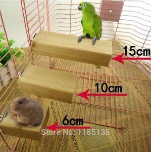 Parrot Birds Perch Toys for Parrots Decorative Bird Cage Stand Parrot Toy D141