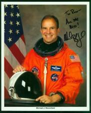 NASA, 8x10 photo, Signed-Autographed by Astronaut Michael Bloomfield, Atlantis