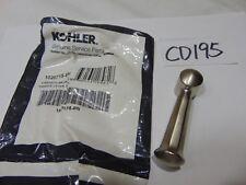 KOHLER FAUCET HANDLE 1020715-BN LEVER BATH HANDLE VIBRANT BRUSHED NICKEL