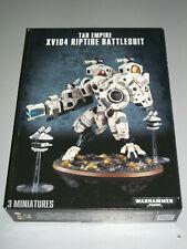 Warhammer 40K Tau Empire XV104 RIPTIDE BATTLESUIT Box Set!! Brand New!!