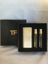 Tom Ford Noir Pour Femme Travel Set 3 x 5ml Perfume Sprays Brand New In Box