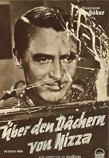 IFB 3076 | ÜBER DEN DÄCHERN VON NIZZA | R: Hitchcock | Cary Grant, Grace Kelly