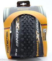 "Continental X-King MTB Bike Tire 27.5 x 2.2"" Black Chili Compound"