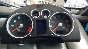 AUDI TT MK1 INSTRUMENT CLUSTER CLOCKS SPEEDO BINACLE 8N2920980 (SPARES REPAIRS)