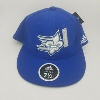 New Adidas Limestone College Saints NCAA College Baseball Hat Cap 7 1/2 NWT DII