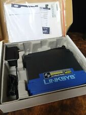Linksys WRT54GS v.2 Wireless-G 2.4 Ghz Broadband 4PORT 802.11g Router New