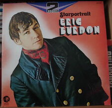 ERIC BURDON STARPORTRAIT  COMPIL' DOUBLE FRENCH LP MGM