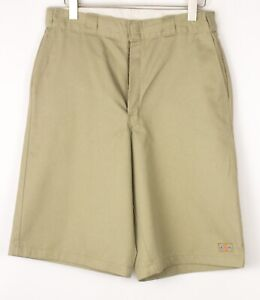 Dickies Hommes Décontracté Short Chino Bermuda Taille W34 BDZ1316