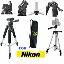 "57"" PROFESSIONAL LIGHTWEIGHT TRIPOD FOR NIKON DSLR D3000 D90 D80 D40 D3100 D610"