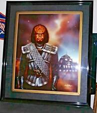 """Sonia R Hillios """"Klingons Honor"""" #1 of only 5 made. Beautiful Piece"""
