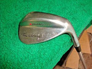 Adams Tom Watson Classic  60-08 Steel Shaft 60* Lob Golf Wedge