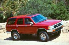 1992 Toyota 4Runner 4x4, Refrigerator Magnet, 40 MIL