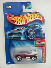 """HOT WHEELS 2004 FIRST EDITIONS  #71/100 """"TOONED"""" CAMARO Z28 1969"""