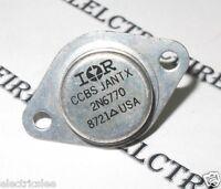 1pcs-International Rectifier (IR)  2N6770 TO-3 Transistor NOS