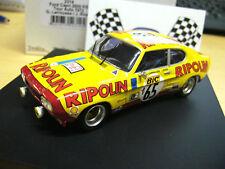 FORD CAPRI 2600 RS Racing Tour Voiture Rallye Racing Larrousse 1972 Trofeu 1:43