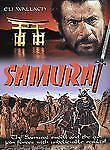 Samurai (DVD, 2004) Eli Wallach NEW SEALED Sword and Gun Join Forces