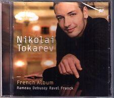 Nikolai TOKAREV FRENCH ALBUM Rameau Ravel Debussy Franck CD Clair de Lune Pavane