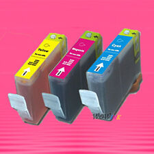 3P BCI-3e C M Y INK CARTRIDGE FOR CANON IP5000 MP760