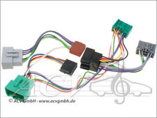 Parrot MKI KFZ ISO radio ADAPTADOR Adaptador freisprechadapter volvo v40 s60 xc70 s70