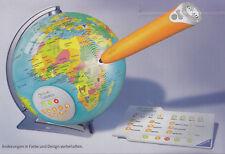 Ravensburger tiptoi® - Der interaktive Globus - Lernspiel Kinder  Erdkunde - NEU