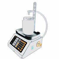 110V-220V Automatic/Manual Liquid Filling Machine Quantitative Numerical Control