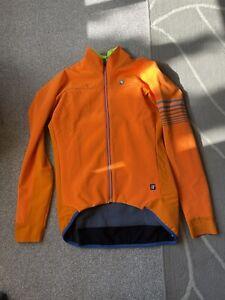 Giordana Mens Versa Jacket - Orange - XL