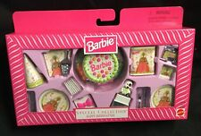 BARBIE SPECIAL COLLECTION HAPPY BIRTHDAY SET