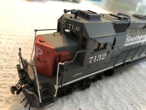 GP40-2 Athearn Blue Box Locomotive Southern Pacific HO
