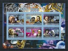 GUINEA 2008 MiNr: 5838 - 43 IMPERF ** SPACE ASTRONOMY KOPERNIK LAPLACE STARS