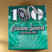 100 COLONNE SONORE INDIMENTICABILI - 2010 SONY - 5CD - OTTIMO CD [AM-077]