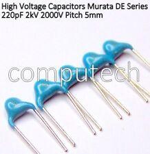 Alta tensione Condensatore 160 PF//3 KV