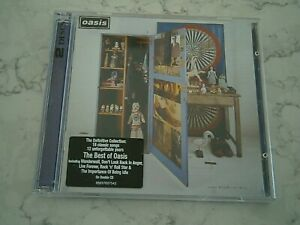 OASIS - STOP THE CLOCKS (Dble CD)